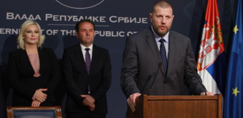 Potpisan sporazum o izgradnji autoputa Beograd - Sarajevo