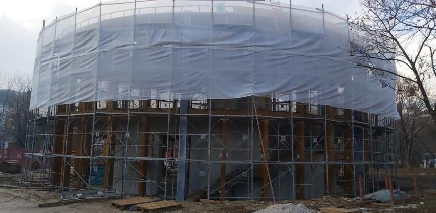 U toku završni radovi četvrte faze izgradnje Evropske kuće kulture