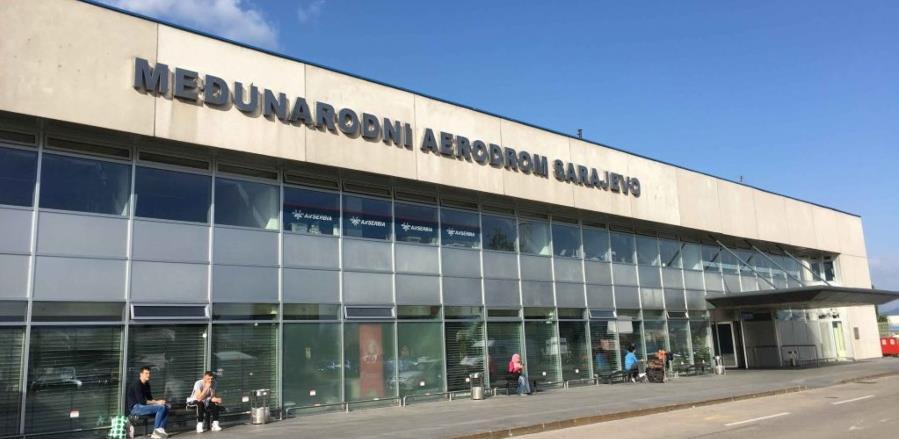 Sarajevski aerodrom posljednjih deset godina bilježi kontinuirani rast prometa