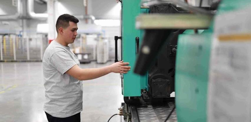 Učenici smjera prerađivači plastike uskoro bi mogli birati kompanije za praksu