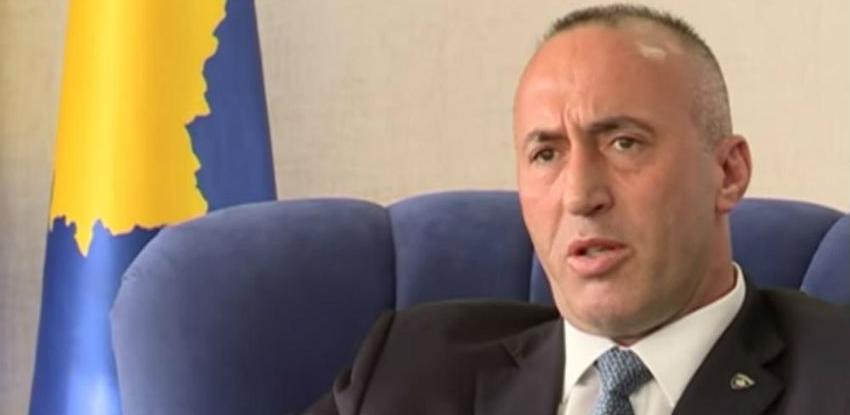 Haradinaj čvrsto pri stavu o taksama za BiH i Srbiju
