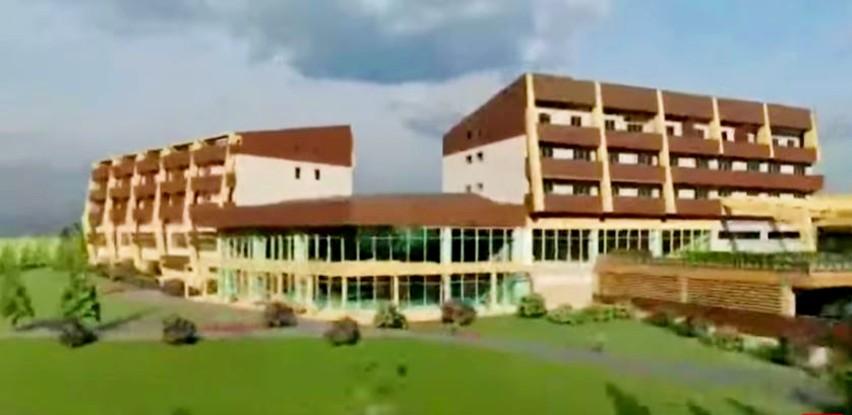 Pogledajte kako će izgledati luksuzni kompleks Pere Gudelja na Vlašiću (Video)