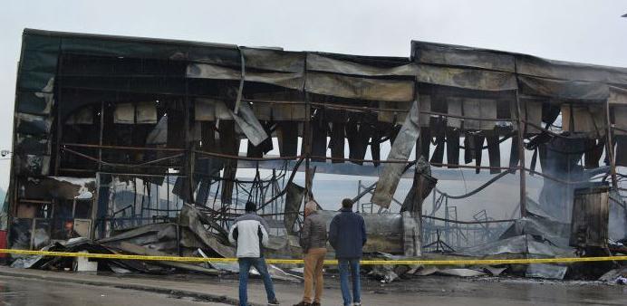 Mostarski Bingo uništen do temelja: Šteta u desetinama miliona KM