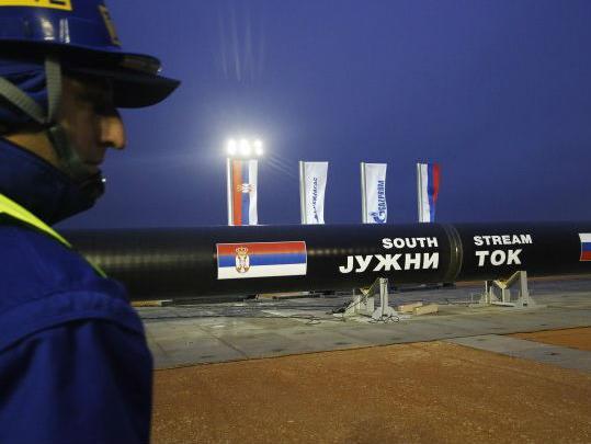 """Beograd: Gazprom raskinuo projekt izgradnje plinovoda """"Južni tok"""""""