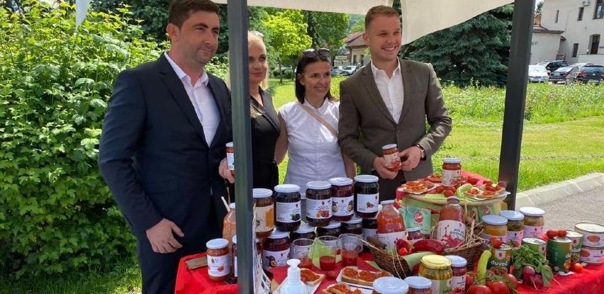 Proizvođači sa područja Semberije predstavili svoje proizvode u Banja Luci