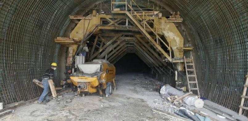 Pogledajte kako izgleda unutrašnjost tunela Žaba