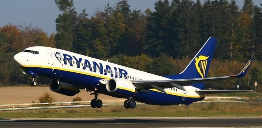Ryanair nije dobio saglasnost Vlade TK da leti iz Tuzle