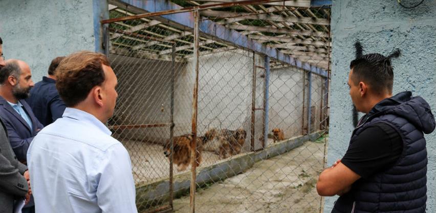 Krajem mjeseca tender za izgradnju savremenog prihvatilišta za pse u Prači
