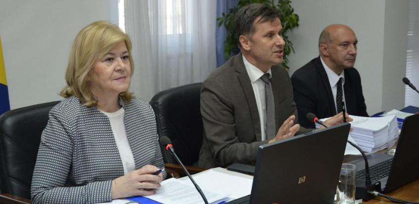 Višak proračunskih sredstava od 107 milijuna KM za izgradnju Lašva - Nević Polje