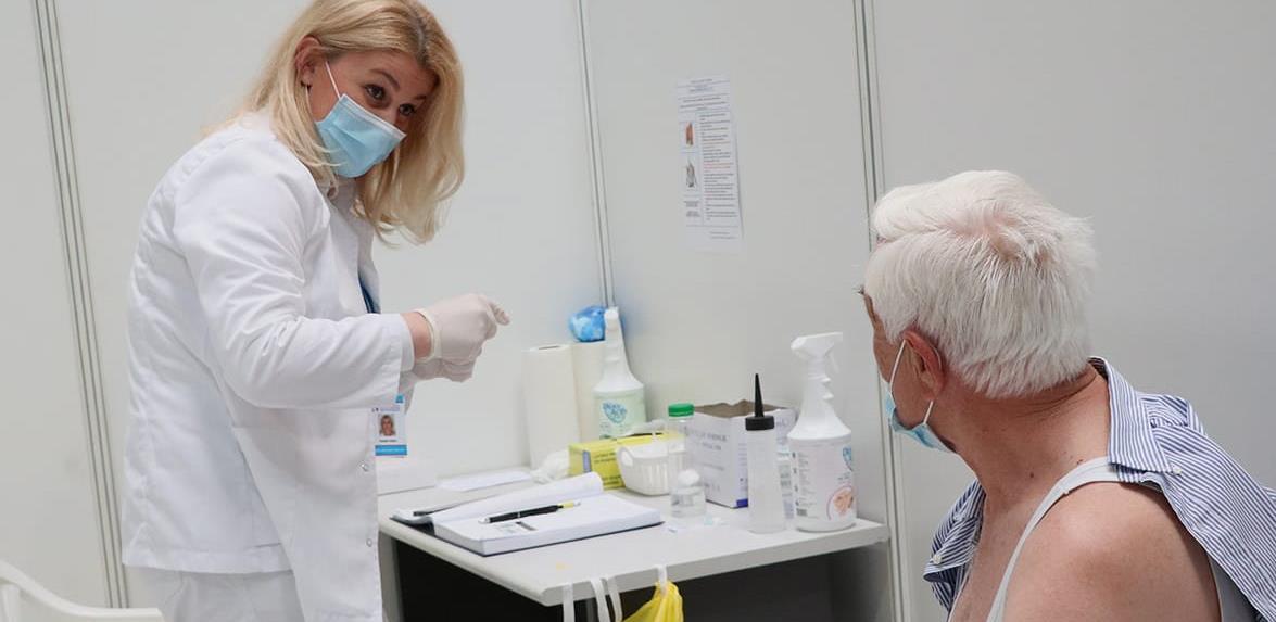 Sutra se nastavlja proces vakcinacije građana Kantona Sarajevo