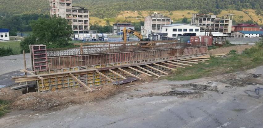 U izgradnju kružnog toka u Vitkovićima bit će uloženo oko milion KM
