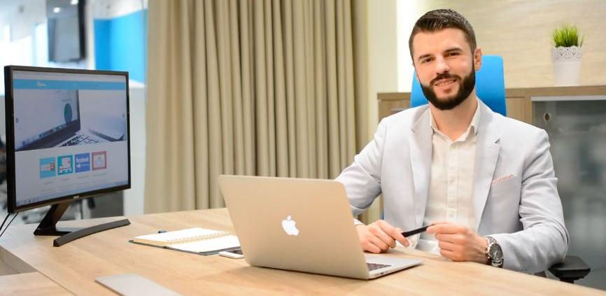 Semir Musić - bivši kickboxer, danas certificirani Google AdWords stručnjak