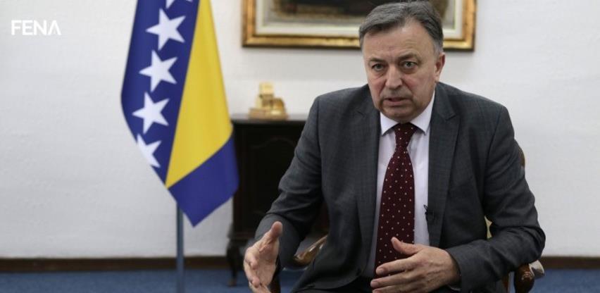 Zukić pozvao delegate Doma naroda da podrže zakon o poduzetničkoj infrastrukturi