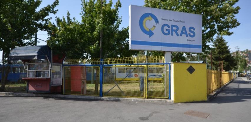 Vlada KS osigurala novac za isplatu plata radnicima GRAS-a