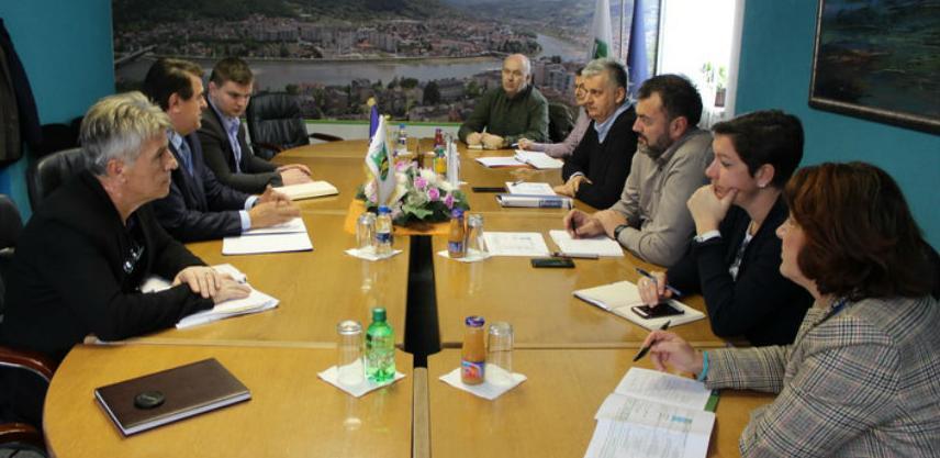 Počinje gradnja obaloutvrda na rijeci Drini u Goraždu vrijedna preko 8 mil.KM
