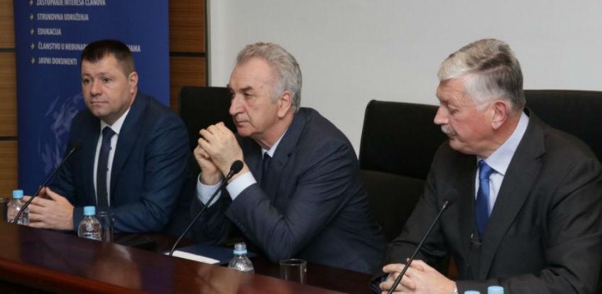Šarović: Bližimo se cifri od 30 milijardi KM vanjskotrgovinske razmjene