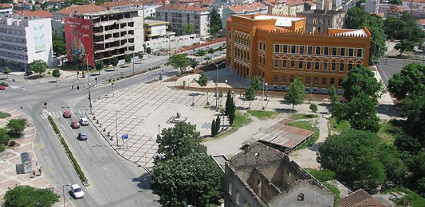 Mostarski Bulevar i Španjolski trg uskoro u novom ruhu