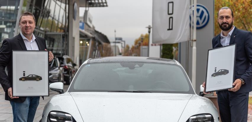 Prvo mjesto u svijetu za Porsche Centar Sarajevo