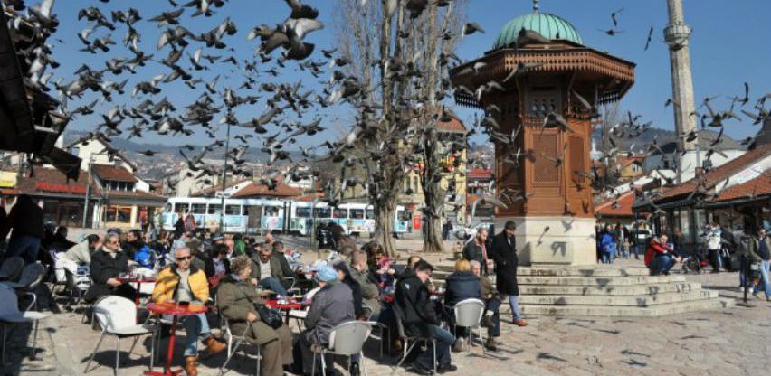U decembru u BiH 86,8 hiljada turista, najviše noćenja turista iz Hrvatske