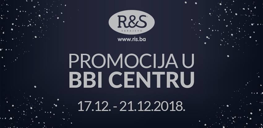 Promo kutak kompanije R&S u BBI centru