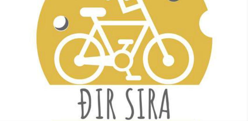 Najava promotivne biciklističke vožnje Đir sira - Kupres