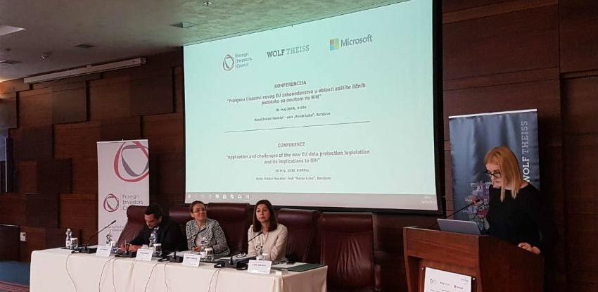 Održana konferencija o zaštiti ličnih podataka