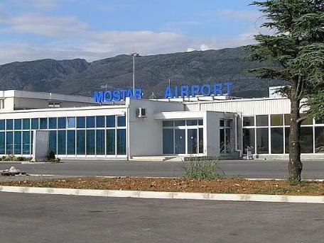 Mostarski aerodrom: Bez para nema ni letova