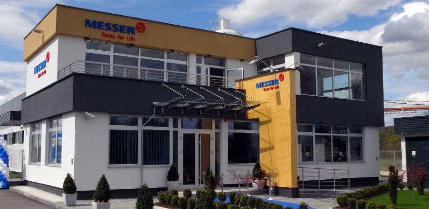 Messer novom investicijom od preko 2,5 mil. eura povećao proizvodne kapacitete