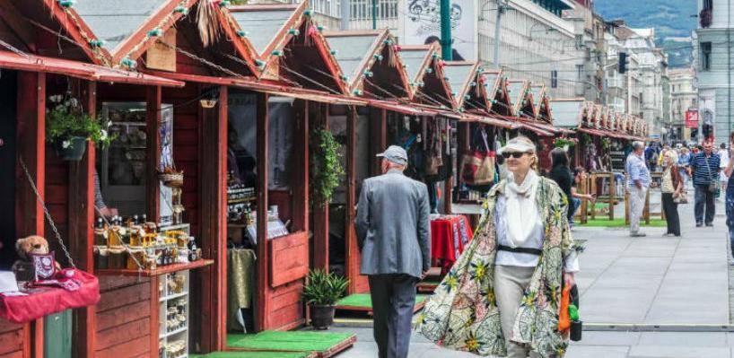 3. Sarajevo Summer Market - prodajni bazar autentičnih domaćih proizvoda