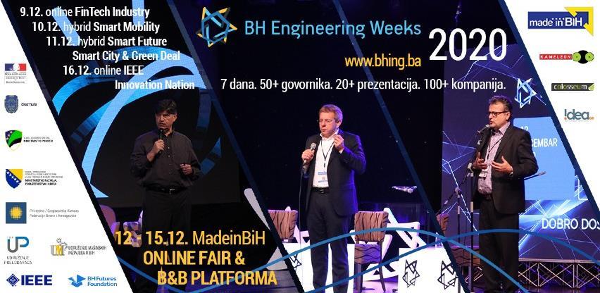Treća BH Sedmica inženjerstva od 9. do 16. decembra