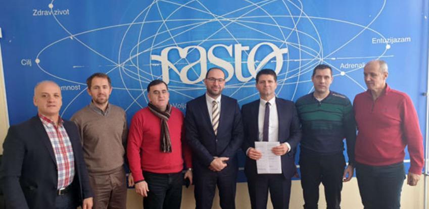 ZOI 84 i Fakultetsporta i tjelesnog odgoja potpisali ugovor o saradnji