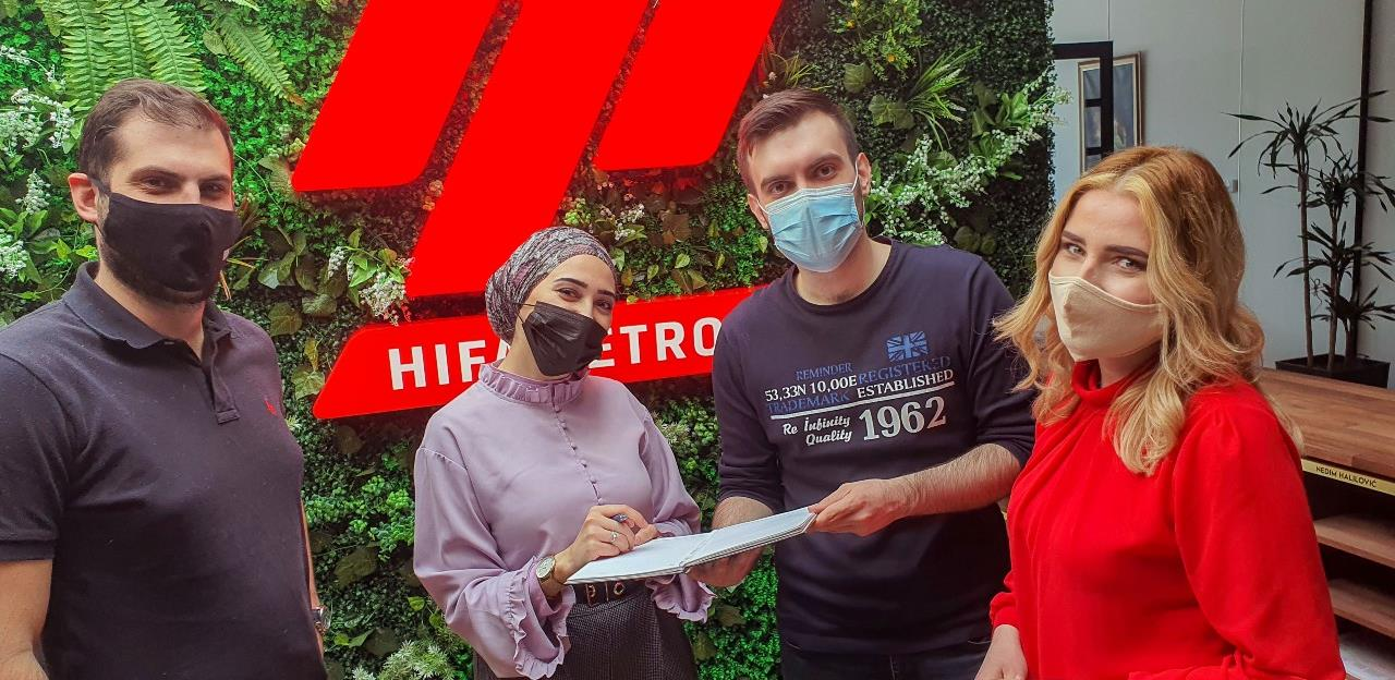 Hifa Petrol započela projekat stručnog osposobljavanja pripravnika