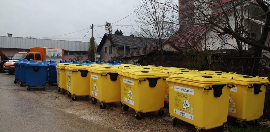 Ekopak i u vanrednoj situaciji održava sistem reciklaže ambalažnog otpada