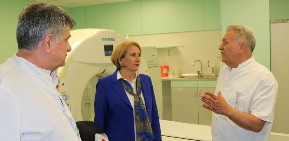 """Uskoro otvaranje Pedijatrijskog odjela u bolnici """"Prim.dr Abdulah Nakaš"""""""