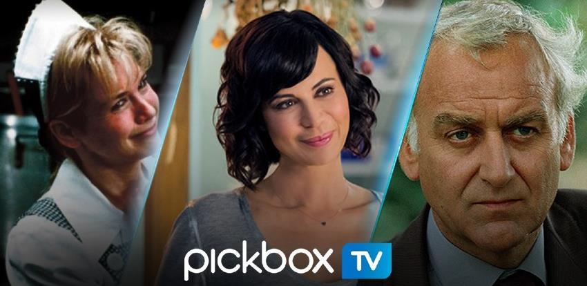 Novo u Telemach-u: Pickbox TV kanal koji emituje najpopularnije filmove i serije