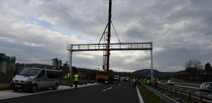 Bilješevo – Sarajevo sjever: Završen projekt implementacije inteligentnog transportnog sistema