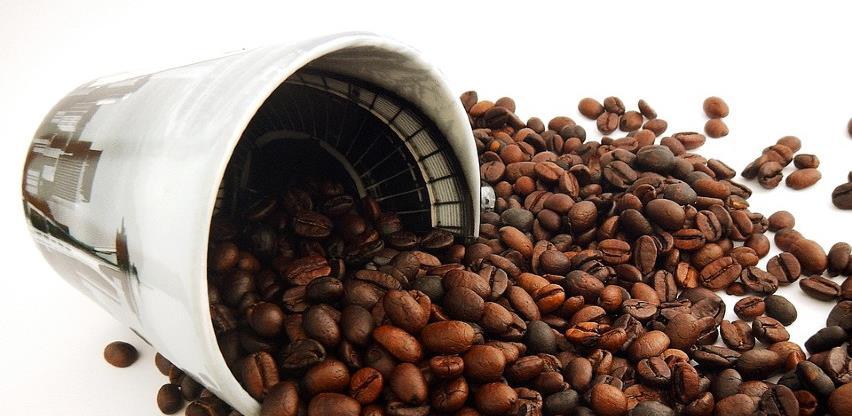 Izvoz kafe uduplan, uvoz manji za 4,7 miliona KM