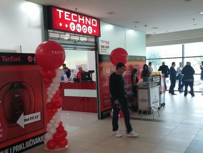 Kompanija Stanić Trade otvorila renovirani Techno Shop u Zenici