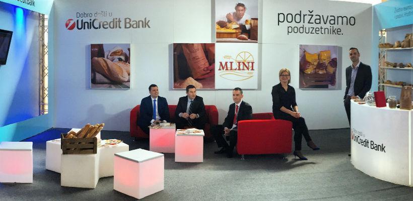 UniCredit Bank predstavlja mala i srednja poduzeća na Mostarskom sajmu