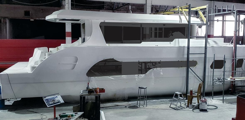 """Derubis Yachts"" iz Viteza pravi novu luksuznu jahtu od pola miliona eura"