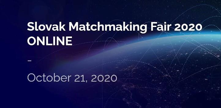 Poziv za učešće na Slovačkom sajmu poslovne saradnje 2020