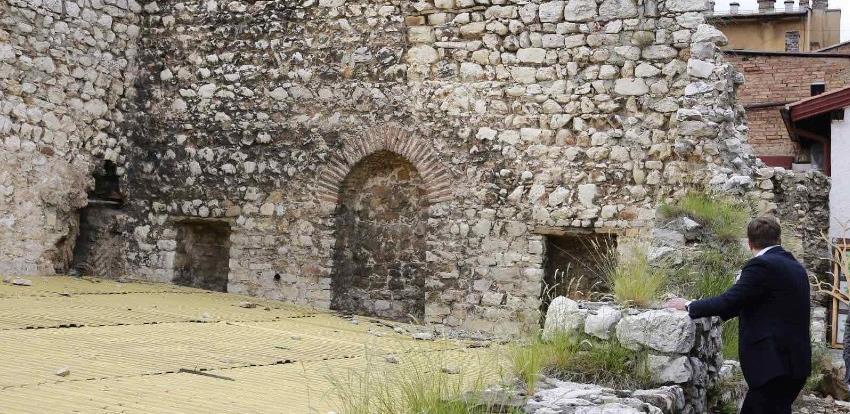 Badeco Adria nema interes za ulaganje: Gradu se vraća Firuz-begov hamam