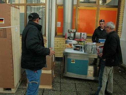 """Help - Hilfe zur selbsthilfe Sarajevo: """"Dućani ponovo rade"""""""