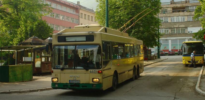 Zbog sporne nabavke polovnih trolejbusa uhapšeni Amer Ahmić i Samir Deljkić