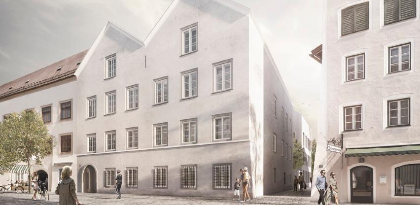 Austrija predstavila projekat: Hitlerova rodna kuća postaje policijska stanica