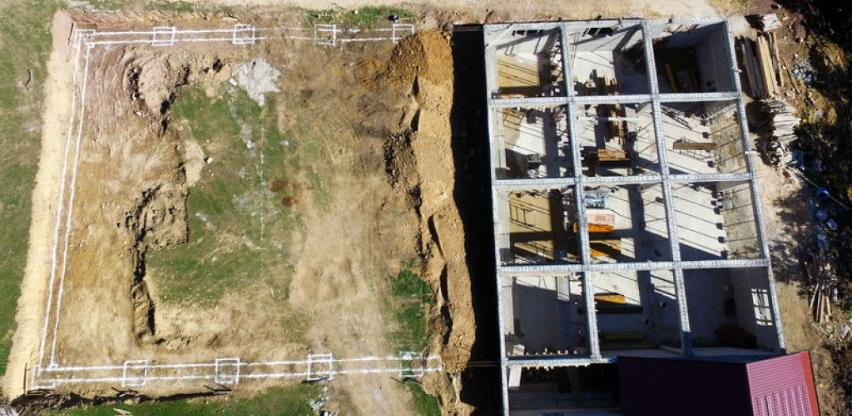 U Prozor-Rami se gradi fabrika peleta, kapacitet od 200 do 300 kg na sat