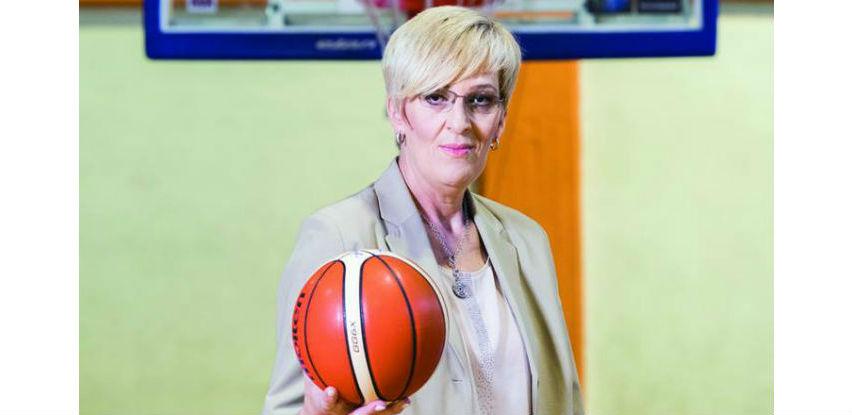 Razija Mujanović tim menadžer ženskih košarkaških selekcija BiH