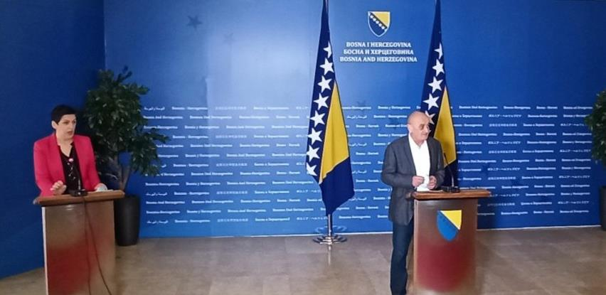 Vijeće ministara BiH utvrdilo Nacrt budžeta za 2020. godinu