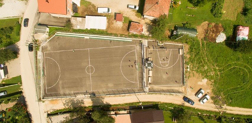 U Hadžićima izgrađeno još jedno moderno sportsko igralište