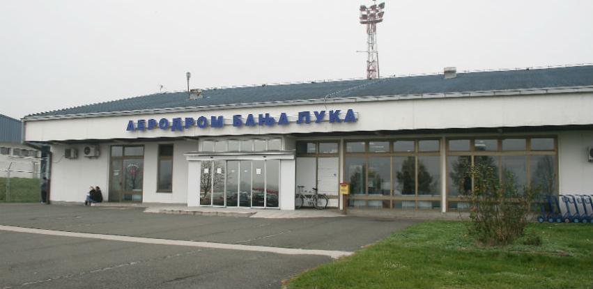 Aerodromi Republike Srpske u prošloj godini s prihodom većim od 3,3 miliona KM